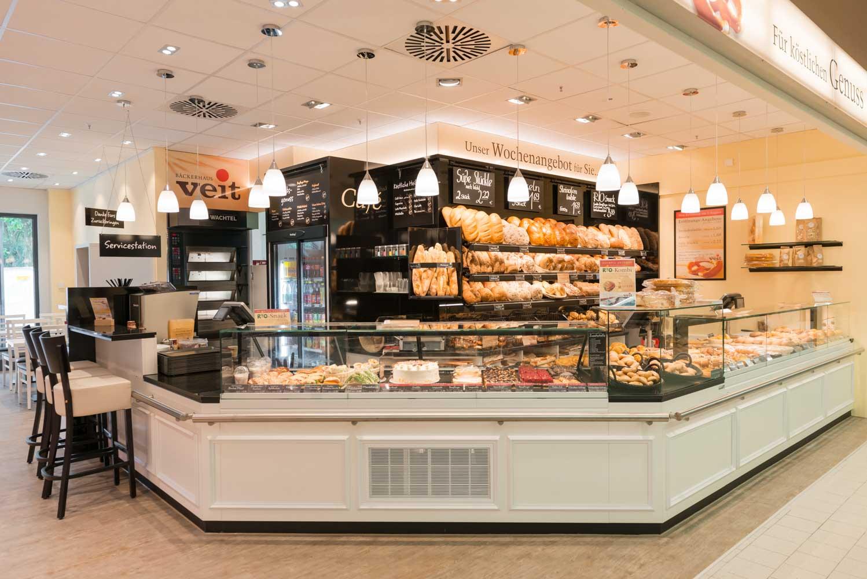 Bäckerei finden - Bäckerhaus Veit - traditionelles Bäckerei-Handwerk ...